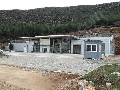 MARMARİS KARAYOLU ÜZERİNDE 3650m2 NET KULLANIMLI...