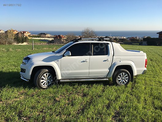 2014 volkswagen amarok 2.0 tdi 92.500 tl sahibinden satılık ikinci
