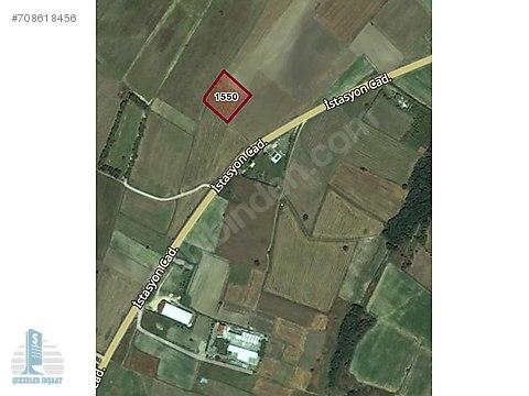 Beycilerde yola 2 parsel satılık 5006 m2 tarla
