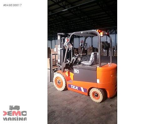 Forklift Ikinci El Ve Sifir Tasima Istifleme Ilanlari Sahibinden