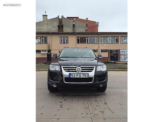 2009 volkswagen touareg 3.0 tdi 129.000 tl sahibinden satılık