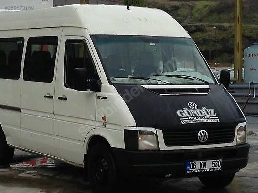 galeriden satılık 1998 model 400000 km volkswagen volt 14+1 17.750
