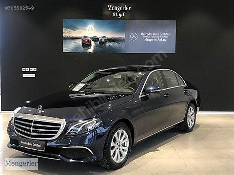 Mercedes-Benz Certified-MENGERLER Ümitköy 2018...