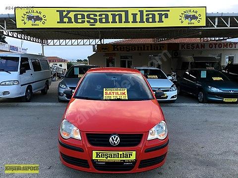 OTOMATİK 2006 MODEL VW POLO 1,4 TRENDLİNE ATİKER LPG'Lİ