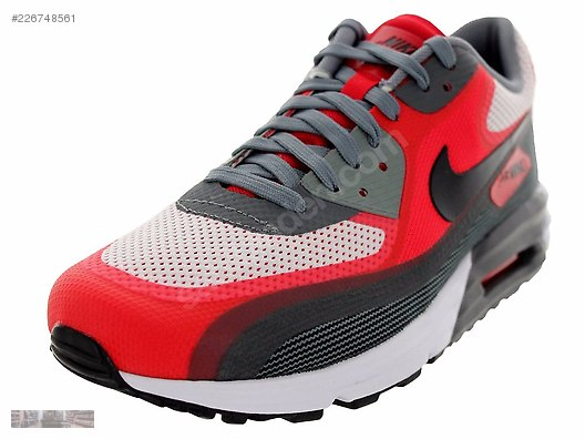 best website 628b6 b9e6f NIKE AIR MAX LUNAR 90 C3.0 WHITE BLACK UNIVERSITY RED DARK GREY  226748561
