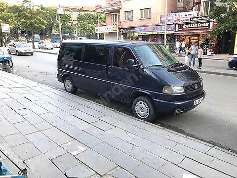 volkswagen / caravelle / multivan 2.5 tdi / nadİr bulunan benzİnlİ