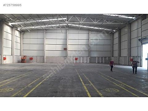 Tuzla Deri sanayide 1500m2 kolonsuz kiralık fabrika,...