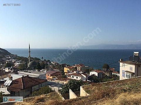 Mudanya Altıntaş'ta Satılık Full Deniz Manzaralı Asfalta Cephe.