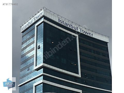 2.KAT 70 m² BAYRAMPAŞA İSTANBUL TOWER - PLAZADA...
