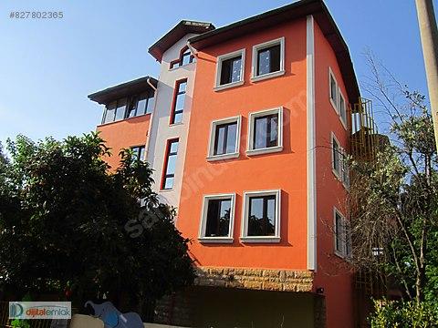 Bursa Nilüfer Beşevlerde Satılık Komple 5 Katlı Bina.