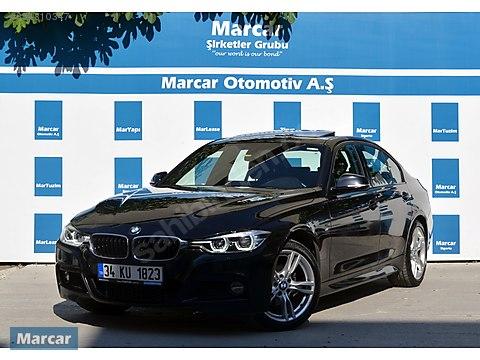 YETKİLİ BAYİİ'DEN ANINDA KREDİ İLE 2016 BMW 318i MSPORT 60.000KM