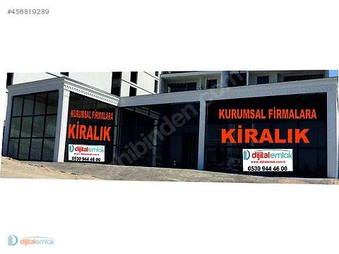 Beşevler Yıldırım Cd.de Kurumsal Firmalara Kiralık 280 m2 İşyeri