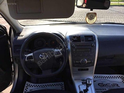 toyota corolla 1.4 d-4d comfort extra 2012 model 46.500 tl