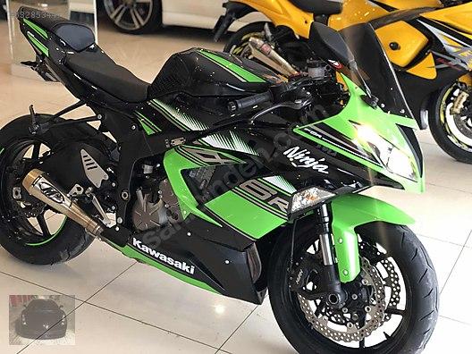 Kawasaki Ninja Zx 6r Zx636r Motosiklet Fiyatları Ikinci El Ve