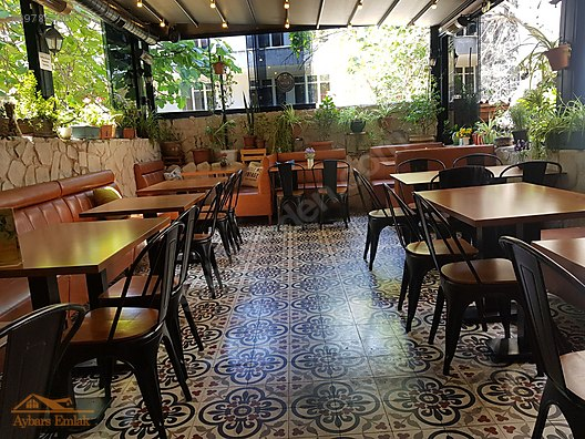 AYBARS'DAN ALKOL RUHSATLI BAHÇELİ CAFE #697857867