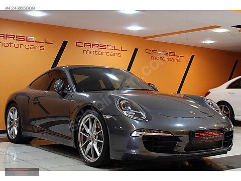 CARSELL 2012 PORSCHE 911 CARRERA S 31.500 KM DOĞUŞ BAKIMLI