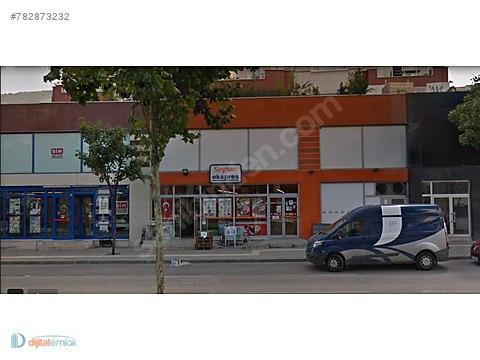 DijitalEmlaktan Kurumsal Market Kiracılı Satılık 300 m2 Dükkan