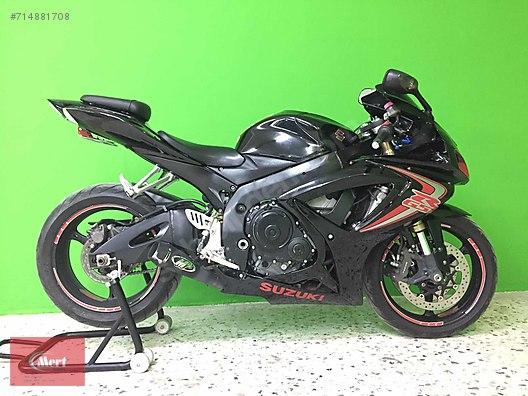 Suzuki GSX-R 600 Srad Motosiklet Fiyatları, İkinci El ve