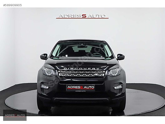 Land Rover Discovery Sport >> Land Rover Discovery Sport Ikinci El Ve Sifir Suv Mpv Crossover