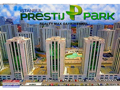 PRESTİJ PARK! 3+1 174m2 BEYAZ EŞYALI *Satışa-oturuma...