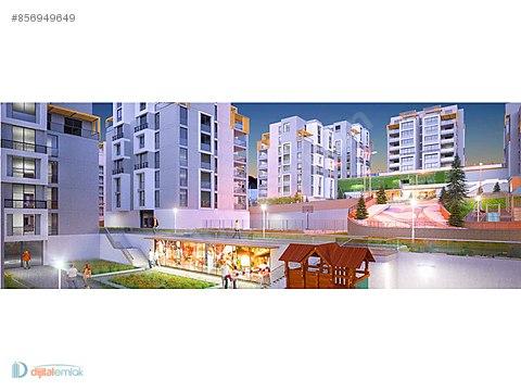 DijitalEmlak'tan Hamitler Maviden City'de Satılık 4+1 Dublex