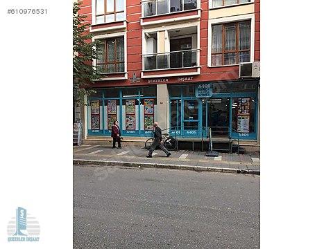 Turgut bey caddesinde satılık dükkan