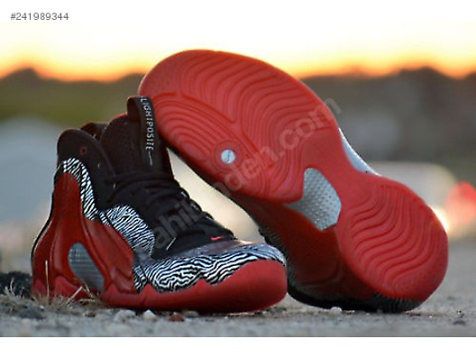2ad9841329b1 Nike Air Flightposit Zebra Exposed Basketball shoes trainers 001  241989344